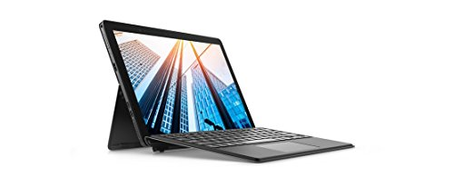 Dell Latitude 12 5000 5285 2-IN-1 Business Tablet: 12.3in FHD TouchScreen Corning Gorilla Glass (1920x1280), Intel Core i7-7600U, 256GB SSD, 16GB RAM, Windows 10 Pro (Renewed)