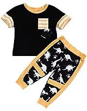 Niemowlęta dziewczynka bluza z kapturem zestaw odzieży dla małych dzieci dres treningowy długi rękaw topy bluza spodnie strój, krótkie., 12-18 Miesiące