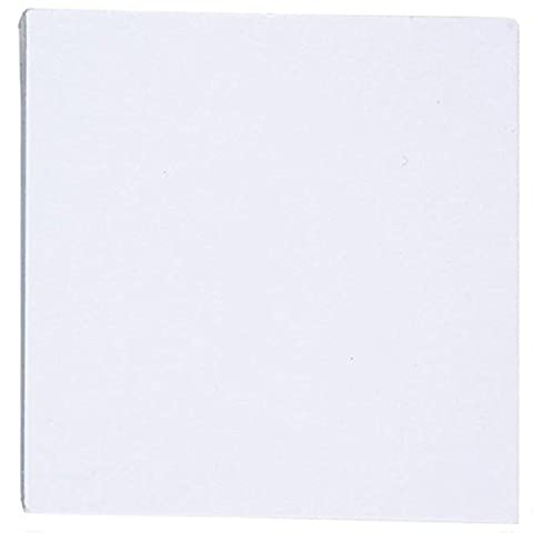 10 Pads Dental Disposable mixing Sheets 2 sides Paper 5.1 x 5.1cm (Dycal Cement)