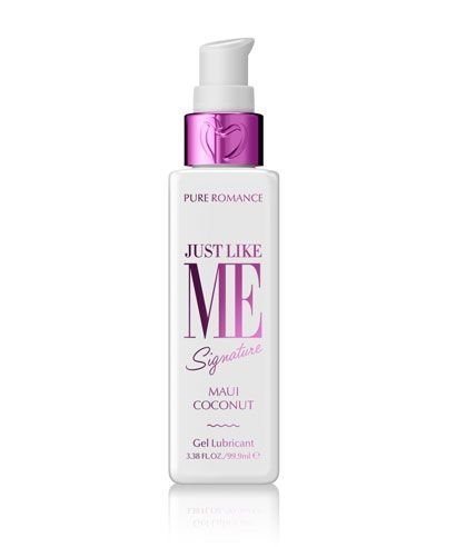 Pure Romance ~ Just Like Me Gel Lubricant - Maui - Gel Romance