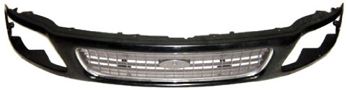 OE Replacement Ford Expedition Grille Assembly (Partslink Number FO1200330) 1998 Ford Expedition Grille