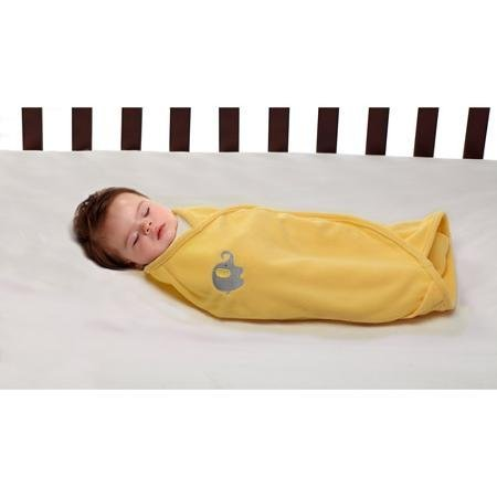 Baby Swaddler - Yellow