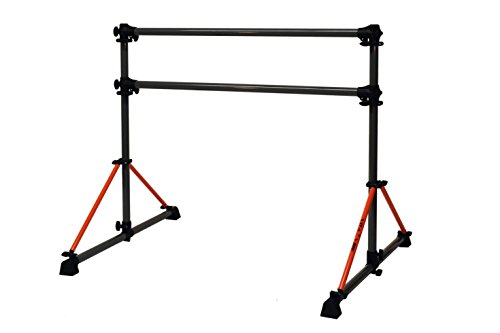 Vita Vibe FB4 Fitness Barre - Freestanding Stretch/Dance/Pilates Bar, 4 Foot by Vita Vibe