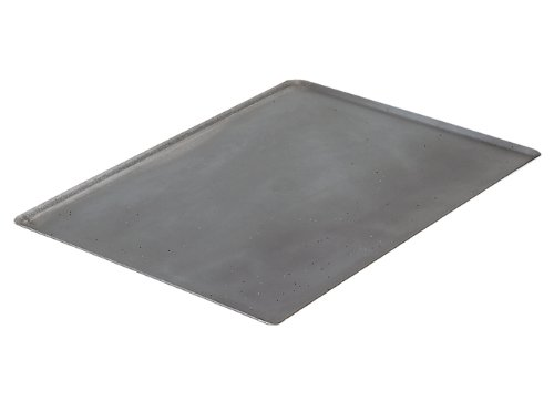 World Cuisine Baking Sheet/Black Steel, 23-5/8'' x 15-3/4'' [World Cuisine]