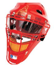 Bangerz HS-9500 Catcher's Mask Sun Shield - Smoke