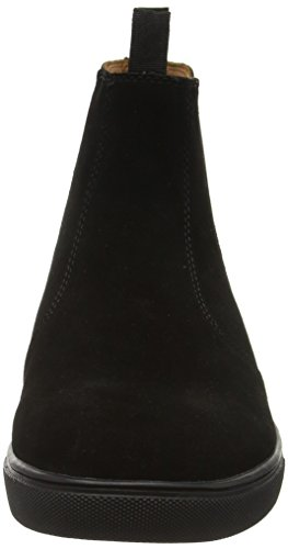 KG by Kurt Geiger Bison, Zapatillas Altas para Hombre Black (Black)