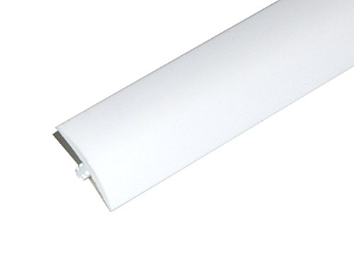 "Atomic Market Gloss White 20 Foot 3/4"" 19mm Smooth, used for sale  Delivered anywhere in USA"