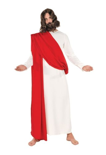 Underwraps Men's Jesus Robe w/Sash Religious Theme Adult
