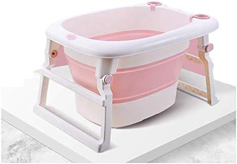 折りたたみ浴槽、子供用浴槽0-12歳の風呂折りたたみ式浴槽ポータブル折りたたみ式幼児キッズ幼児洗濯家庭用浴槽,A