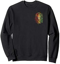 Reggae Music 2 sided Sweatshirt