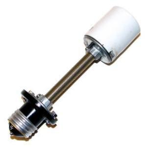 General 00625 Medium Screw E26 Base Socket Extender
