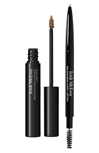 Trish Mcevoy The Power Of Brows Duo - Natural Brunette by Trish McEvoy