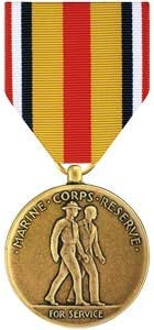 United States Selected Marine Corps Reserve Service Ribbon