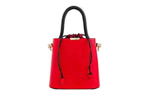 Red Main pour Grand Sac à Black Multi Femme Hautefordiva 8fS4gw