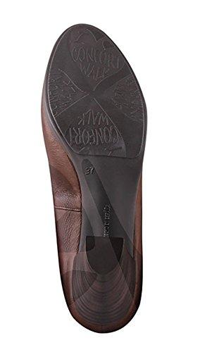 Desireé- 1245 - Zapato Señora Piel Negro