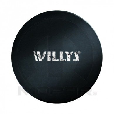 "Jeep ""Willys"" Spare Tire Cover"