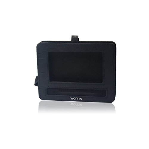 WONNIE Car Headrest Mount Holder for Portable DVD Player for