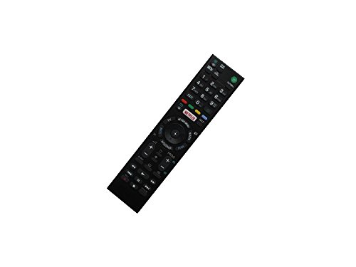 hotsmtbang Replacement Remote Control For Sony RMT-TX100U XBR-55X855C KDL-50W800C KDL-50W800380 KDL-50W800BUN1 LED HDTV Smart HD TV