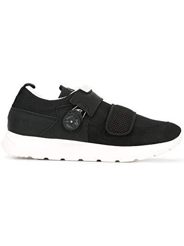 BURLON CMIA010F162411321001 Leder Herren Schwarz MARCELO Sneakers Eq6d8q