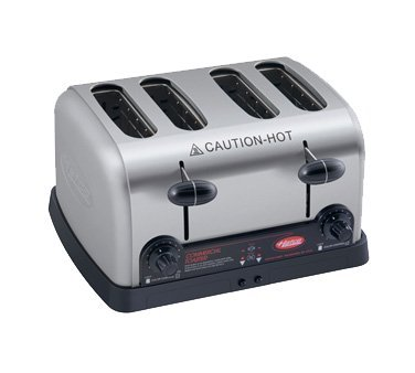 Specify Voltage Hatco Stainless Steel Pop-Up Toaster 240V