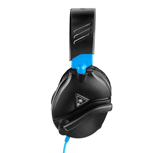 31MEpfWkkcL - Turtle Beach Recon 70 Gaming Headset for PlayStation 4 Pro, PlayStation 4, Xbox One, Nintendo Switch, PC, and mobile - PlayStation 4