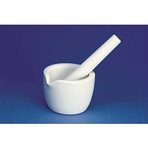 Coors mortar and pestle