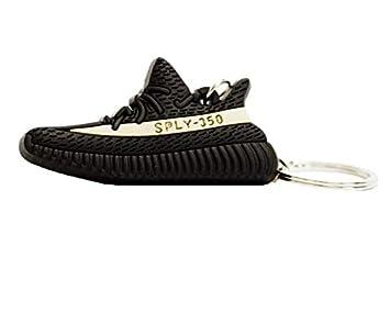 305587264bc53 Yeezy Boost 350 V2 Fashion Key Chains 2D - Black/Red (Breds), Black ...