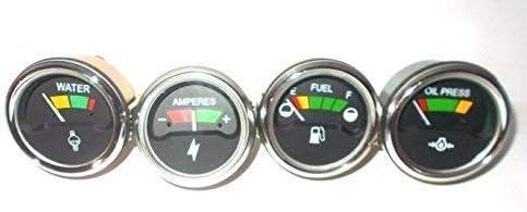 Massey-Ferguson-265-285-Tractor-Gauges-Kit-Temp-Oil-Fuel-Amp