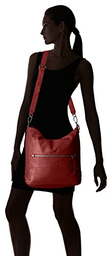 Mujer Rojo Multvi Berlin Red Queens Phonebox Bolsos totes Liebeskind wYfXqOO