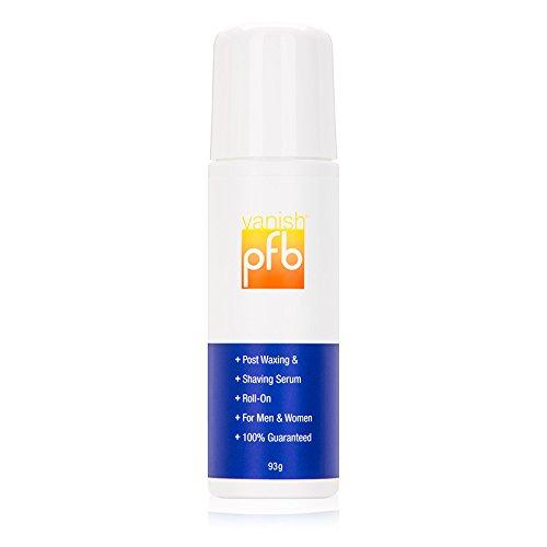 PFB Vanish Roll on Shaving Gel, 4 oz