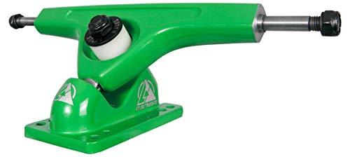 Atlas Truck Co. 180mm 40 Degree 10mm Downhill Reverse Kingpin Longboard Truck (Set of 2) Green