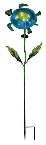 Regal Art & Gift Solar Garden Stake, Turtle