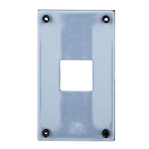 Wendry CPU Heatsink Bracket Backplane Backplate Iron Plate Have Good Heat Dissipation for Intel AMD/AM2/3/2+/3+