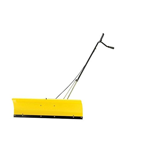 John Deere 46 in. Front Blade Attachment for - Snow Mower Blade Riding