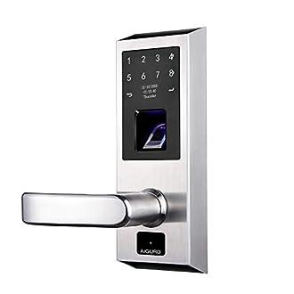 Biometric Door Lock Image