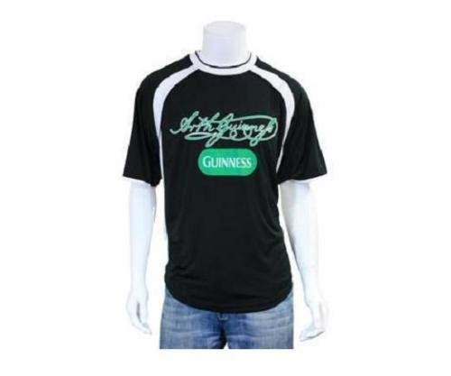 GUINNESS SIGNATURE RUGBY 1759 SHIRT BEER MENS T-SHIRT XXL 50 52 NEW (Rugby Beer Guinness)