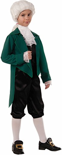 Forum Novelties Deluxe Thomas Jefferson Costume, Large (Founding Fathers Costumes)