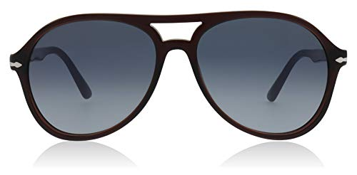 (Persol PO3194S 1075Q8 Transparent Brown PO3194S Pilot Sunglasses Lens Category)
