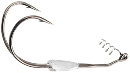 Black Nickel Stanley Double Take Frog Hook Choice of Sizes