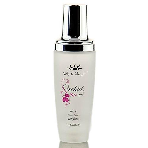 White Sands Orchids Oil Shine & Moisture(3.38oz) 18% Larger with Pump!