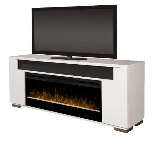 DIMPLEX Haley Media Console Electric Fireplace with SOUNDBAR, 50