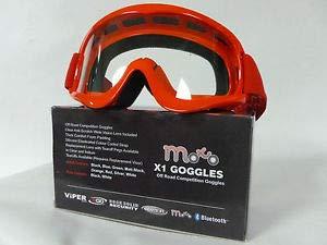 Black X1K KIDS MX GOGGLES Cub Off Road Quad Dirt Bike Enudro BMX MTB Enduro Childrens Motorcycle Motorbike Sports Racing Goggles