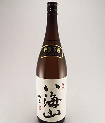 大人気の 八海山 純米吟醸 (新潟) 1.8L × 6本  B003JB24E2, クキシ d6818731