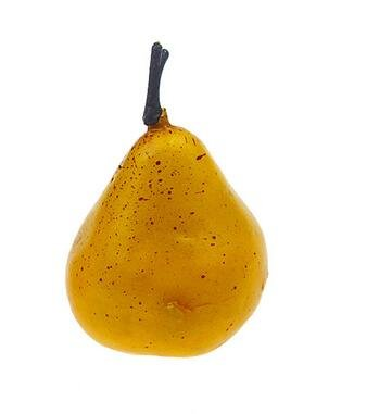 Wholesale Imitation Flower Fruit 3.5 Cm Imitation Pear by Crowdfashion