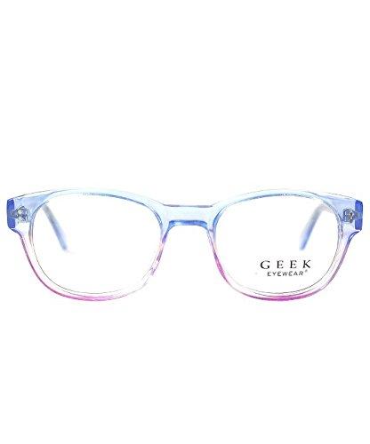 Geek 124 Eyewear Blue Blush - Geek Glases