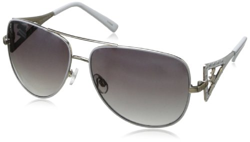 Rocawear R453 Aviator Sunglasses,Gold White,60 - Eyeglasses Rocawear