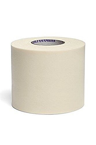 3M Microfoam Elastic Foam Surgical Tape 2'' X 5.5 Yard Roll Hypoallergenic No Latex - Box of 6