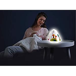 Tiny Love Tiny Dreamer Projector Soother, Multi