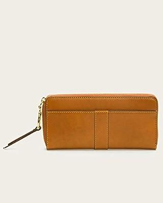 FRYE Ilana Harness Zip Around Wallet
