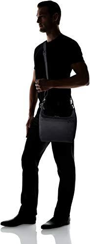 theft 30 Cs100 Bandolera Liters Bolso 5 Anti Citysafe Negro Pacsafe Handbag Travel black Cm 100 q85tgU0x